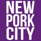 Mother 3 - New Pork City! by meltymonster