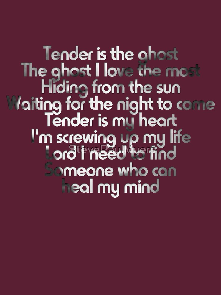 Tender by StevePaulMyers