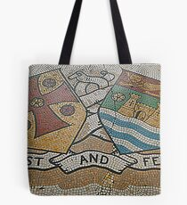 Be Just And Fear Not- Carlisle Uk Tote Bag