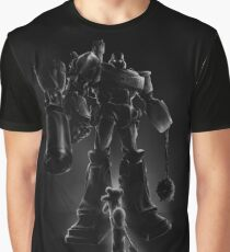 Megatron and Girl Graphic T-Shirt
