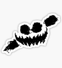 Knife Party; Haunted House Sticker