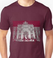 Trevi Fountain - Rome - Italy Unisex T-Shirt
