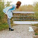 Hello White Rabbit by BegitaLarcos