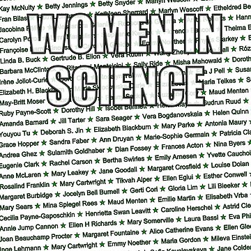 Women In Science by pcaffin