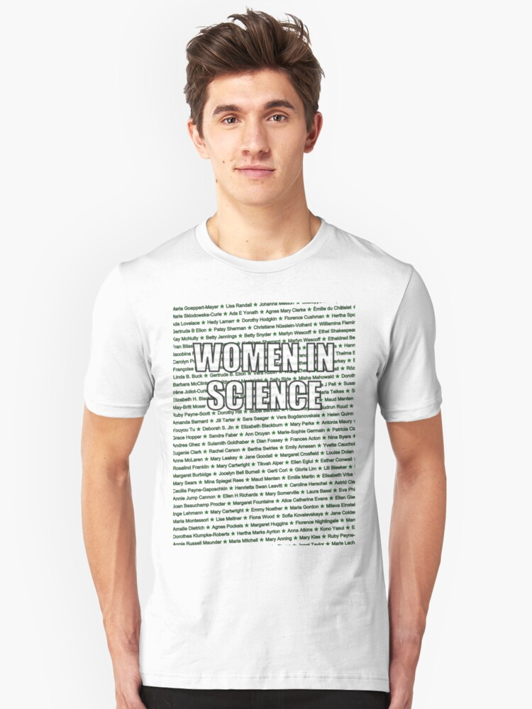 7ed546ba Women In Science