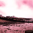 Whitstable Beach by timelord