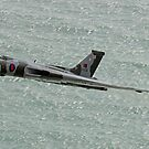 Vulcan XH558 from Beachy Head 4 by Colin  Williams Photography