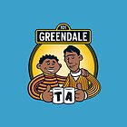 Greendale Street  by Fanboy30