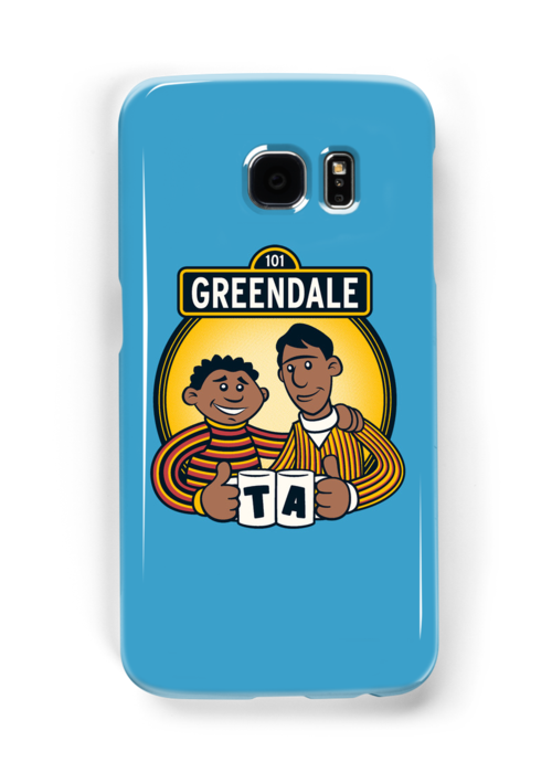 Greendale Street  by Fanboy30