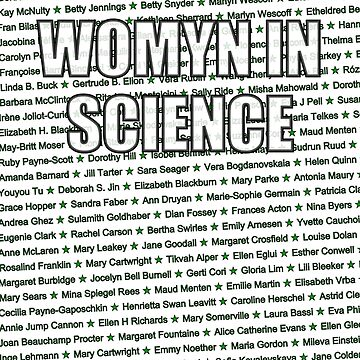 Womyn In Science by pcaffin