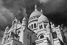 Sacré Coeur, Montmartre, Paris by Nicholas Coates