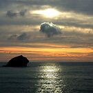 A view from Portreath by Paul Watts