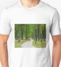 Green Fall Unisex T-Shirt