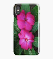 Hot Hot Pink iPhone Case