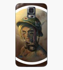 Tank Girl Case/Skin for Samsung Galaxy