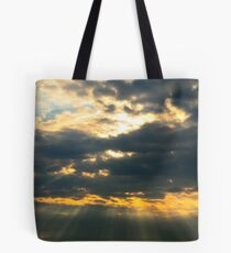 I Spy With My Little Eye, Something Bright Within The Sky Tote Bag