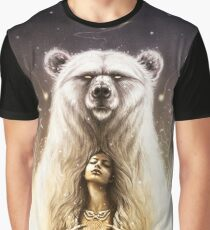 Bear Spirit Graphic T-Shirt