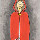 Little red by Jarrad .