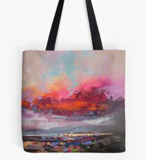 Staccato Loch Study Tote Bag