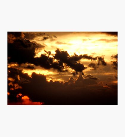 Brewing Skies Photographic Print