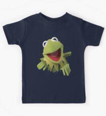 Kermit The Frog Kids Tee