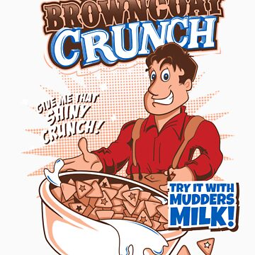 Browncoat Crunch by studown