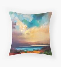 Arietta Sky Study Throw Pillow