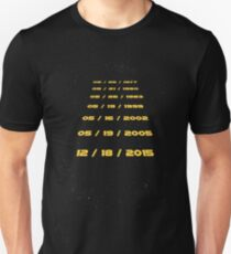 The Force Awaits Unisex T-Shirt