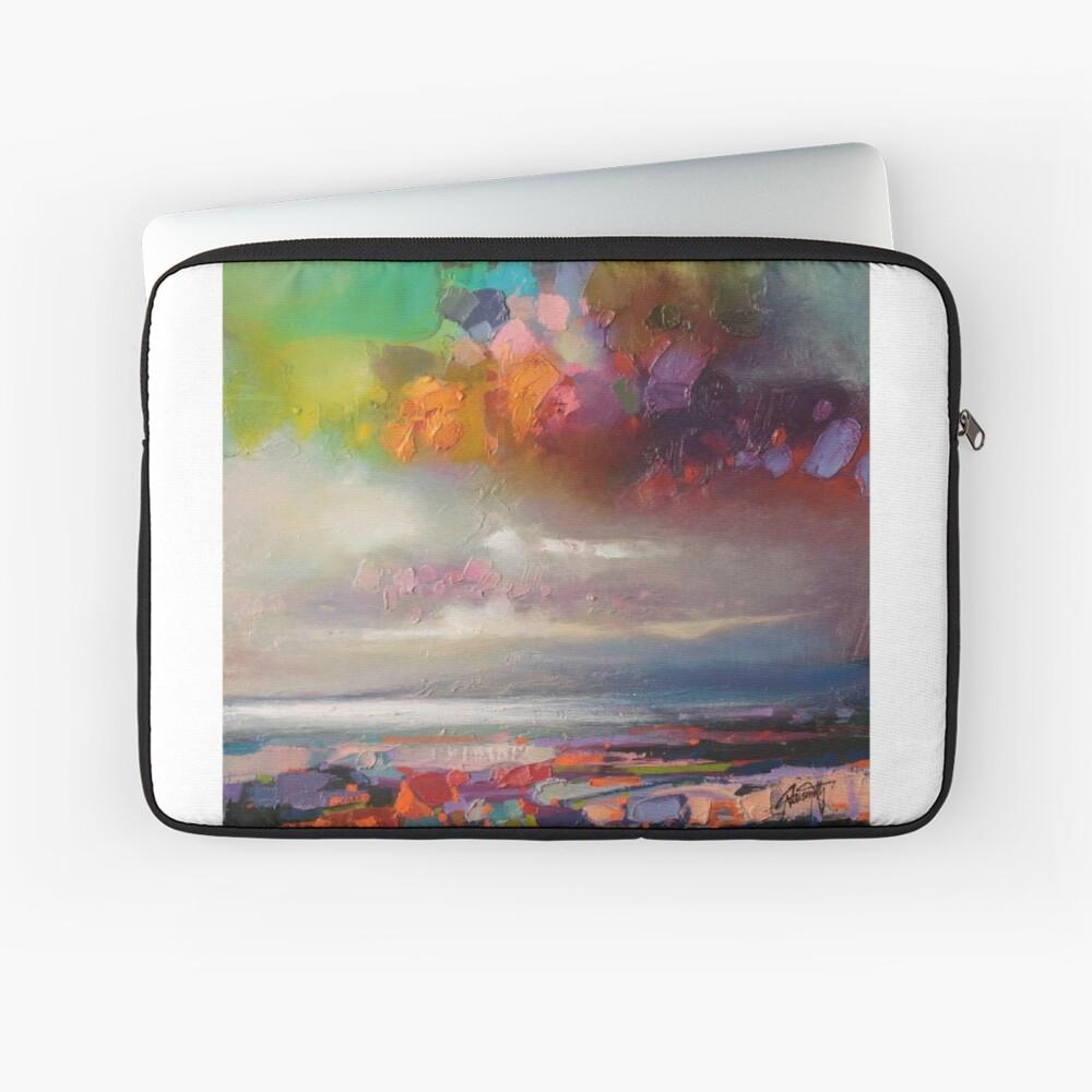 Colouratura Sky Study Laptop Sleeve