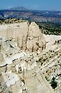 Tent Rocks National Monument, New Mexico by Vicki Pelham