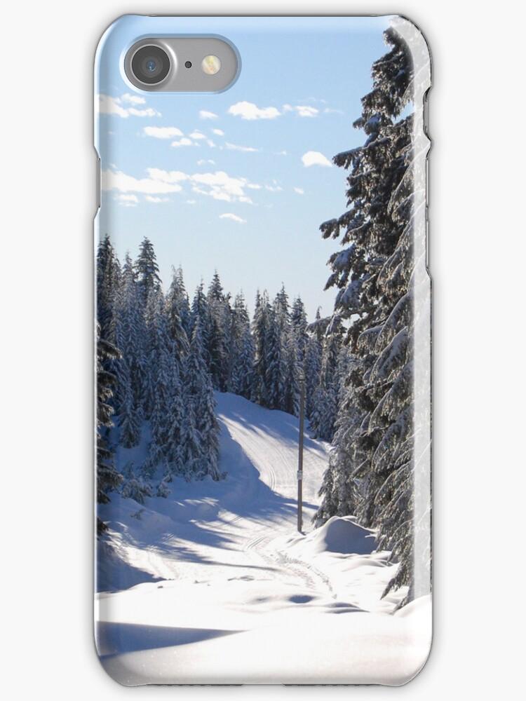 Mountain Snow by csztova