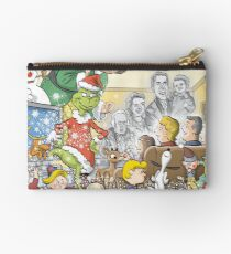 Christmas Classic characters Studio Pouch