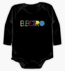ELECTRO One Piece - Long Sleeve