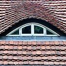Roof-window by Arie Koene