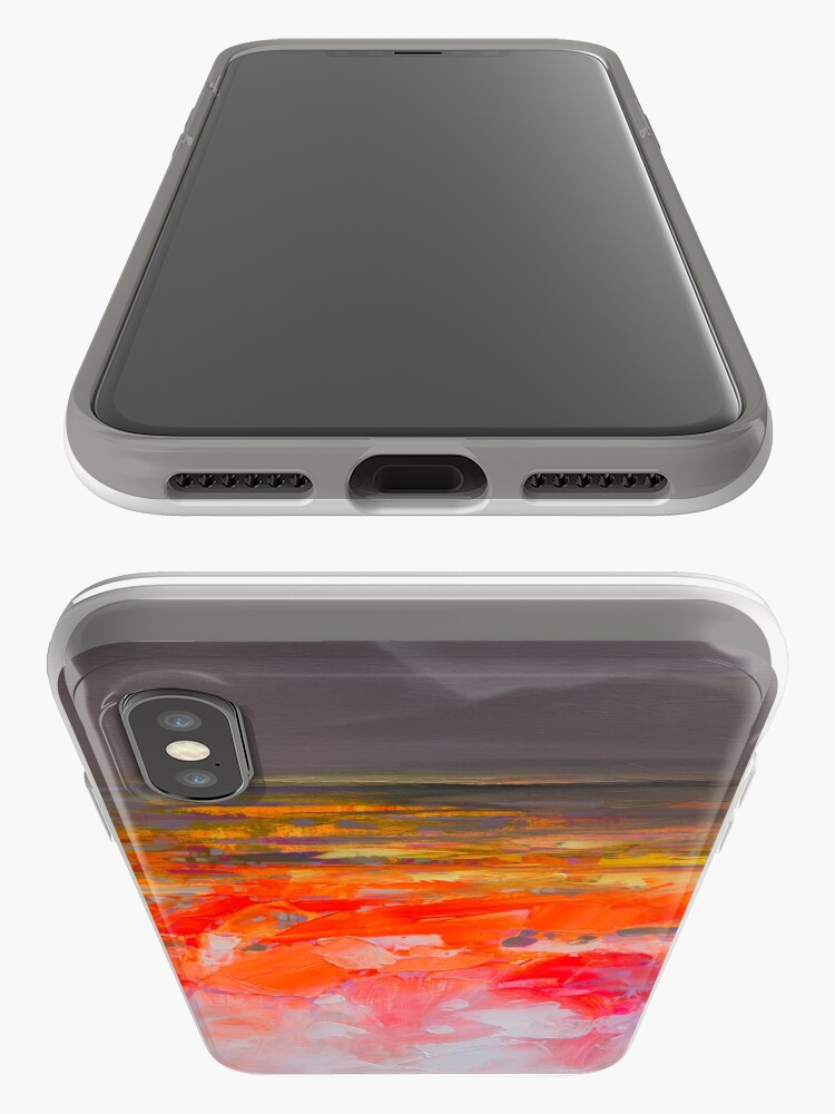 Alternate view of Fluid Dynamics 3 iPhone Case & Cover