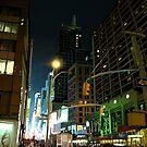 7th Avenue by Paul Mudie