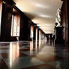 Hampton Court Palace by kenkrash