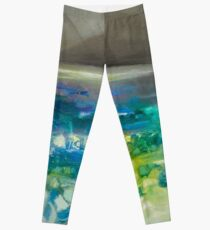 Fluid Dynamics 1 Leggings