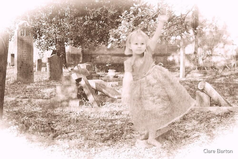 Graveyard Ghostgirl by Clare Barton