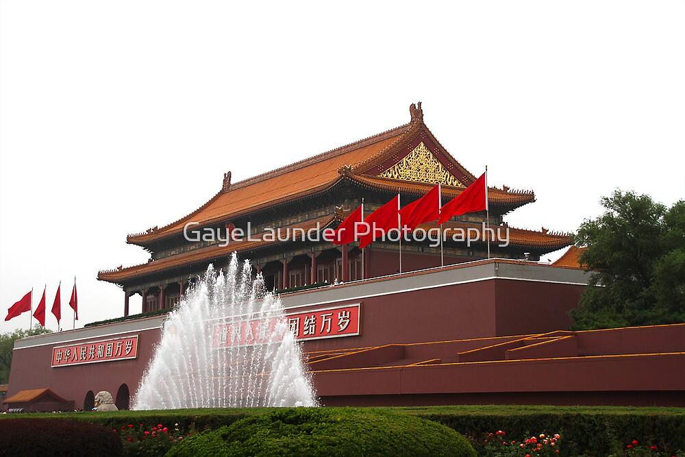 Forbidden City, Beijing by GayeLaunder Photography