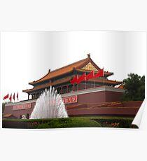 Forbidden City, Beijing Poster