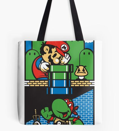 Help a Brother Out Tote Bag