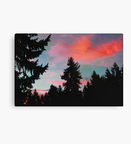 It's a Beautiful Morning! Canvas Print