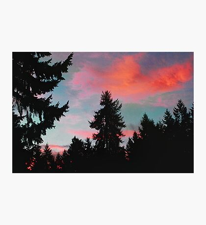 It's a Beautiful Morning! Photographic Print