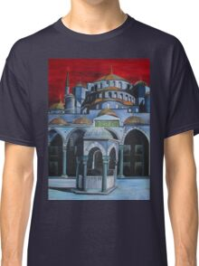 Sultan Ahmed Mosque, Istanbul Classic T-Shirt