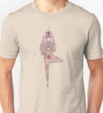 Yoga Om Chakras Mindfulness Meditation Zen 2 Slim Fit T-Shirt