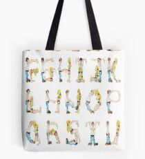 ABCs Tote Bag