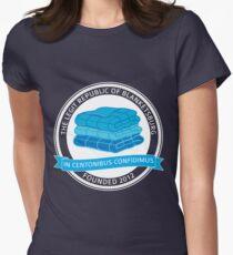 The Legit Republic of Blanketsburg Women's Fitted T-Shirt