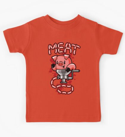 Nice to Meat You! Kids Clothes