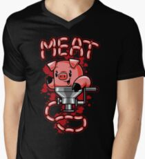 Nice to Meat You! Men's V-Neck T-Shirt